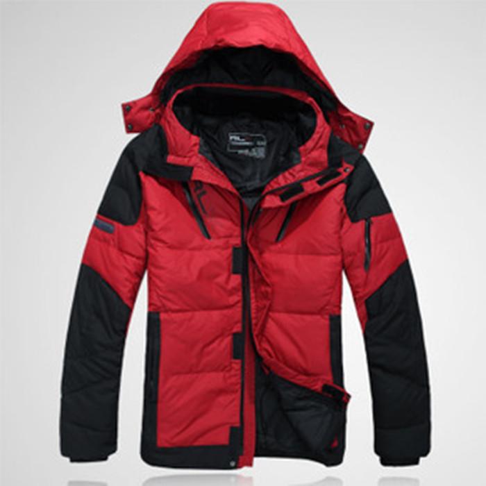 Down Coat For Men Winter Waterproof Down Jacket 90% White Duck Down JK