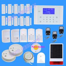 popular gsm alarm system