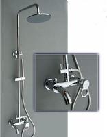 bathroom copper shower set