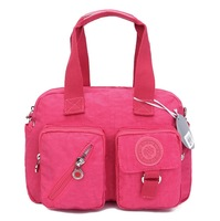 Bush women's fashionable casual handbag formal ol handbag one shoulder cross-body  waterproof nylon women's handbag