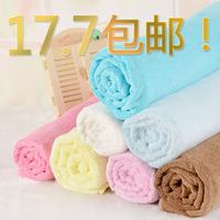 Ok baby bamboo fibre towel 100% newborn cotton super soft bath towel baby bath towel baby bath towel child