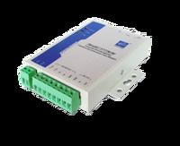 3one data 422 three-in serial port fiber converter