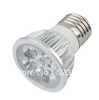 Factory price E27 5W GU10 AC85~265V LED Bulbs retail and wholesale led Light Spot Light 5*1w