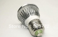 Epistar 4*1w MR16/GU10/E27 LED bulbs 4w led spotlight free shipping