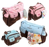 Fashion Designer Diaper Bags Brand Baby Nappy Bag Small +Big Maternity Shoulder Bag for Mother Mummy Women Baby Care Travel bags