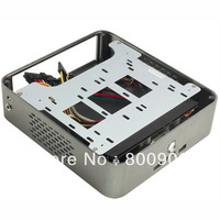 E-Q6i solid state power supply board under E350 D2550 H61 with 120W dc board 12V/5A AC Adapter