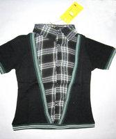 2014 new Men's clothing T-shirt short-sleeve shirt night market women's