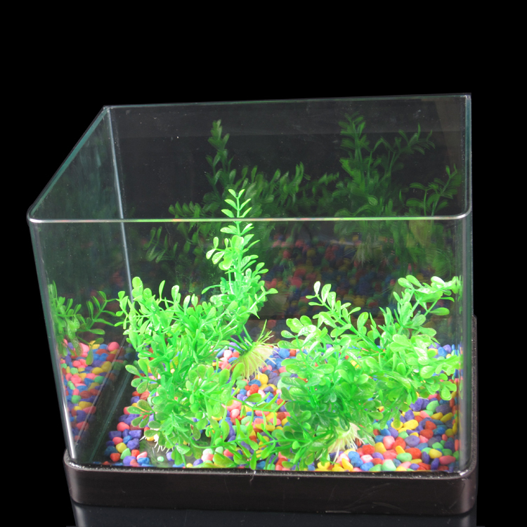 ... fish tank goldfish bowl turtle tank aquarium square fish tank(China