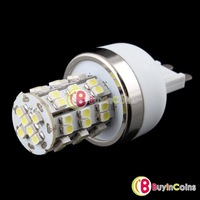 1Pcs/lot Energy saving G9 3W 3528 SMD 48 LED Corn Light Lamp Bulb AC 110V Pure White #24#22496