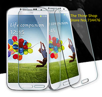 2013 New Arrival 2.5D High Quality Premium Real Tempered Glass Film Screen Protector for Samsung 9300 Free Shipping & Wholesale