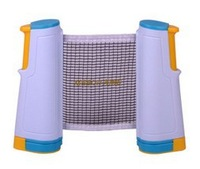 Ping Pong Table Tennis Set grid with mesh grid portable indoor and outdoor tennis telescopic belt pack