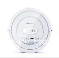 (Free Shipping For Europe Buyer) 2013 Newest Promotional !!!6 in1 Vacuum Cleaning Robot ,Patient Sonic Wall ,Anti-Fall,UV