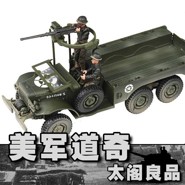 Fov 81018 dodge world war ii wc 63 1.5 6 x 6 military trucks(China (Mainland))