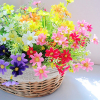 - artificial flower artificial flower decoration flower home accessories silk flower plastic flower