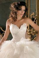 Custom New white/ivory Wedding dress Gown Size 2-4-6-8-10-12-14-16-18-20-22-24+