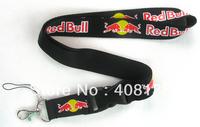 Hot 10pcs Drinks Popular logo Lanyard/ MP3/4 cell phone/ keychains /Neck Strap Lanyard Free shipping
