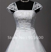 New white/ivory wedding dress custom size 2-4-6-8-10-12-14-16-18-20-22-24-26++++