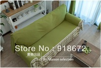New product!!Mediterranean cotton sofa covers & Original Style green sofa towel 180cm*260cm or 200cm*200cm
