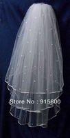 Ivory wedding bridal 3t veil + comb
