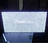 Free shipping P10 outdoor White color Electronic Screen Panel Module Factory Price waterproof high brightness LED display