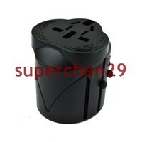 New !!!! Travel adapter universal adapter power adapter conversion socket global general English Rules Free Shipping