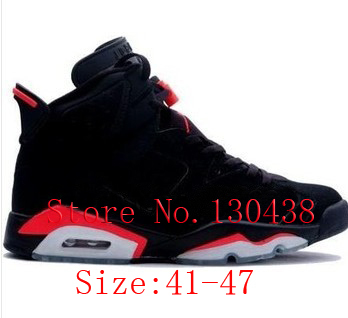 free shipping New Arrival High quality classic retro J6 Sports Athletic shoes trainer Men's basketball shoes