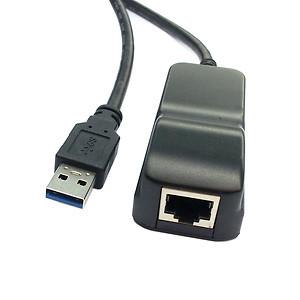 USB 3.0 Gigabit Ethernet Network LAN Adapter for Book PC Laptop WIN8 Win7(China (Mainland))