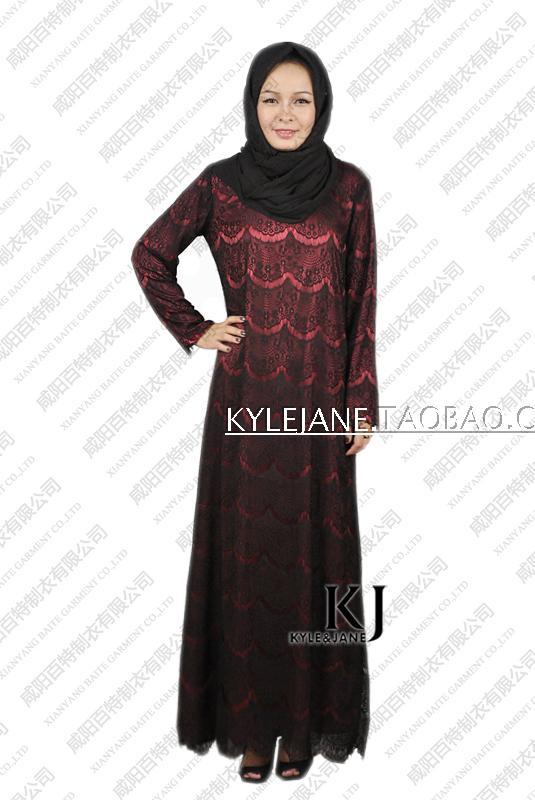 Мусульманская одежда KJ245 мусульманская одежда 20pcs lot