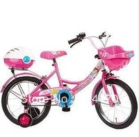 Dragons Ha He LG1658X-H209 pink children bicycle 16 inch bicycle
