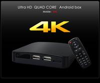 Measy B4K Allwinner A31 Cortex-A7 Quad Core TV Box Android 4.2 Mini PC 2G/8G Bluetooth MIC Camera wifi 3D Video remote control