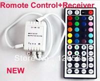 12V 44 Keys IR Remote Controller for SMD 3528 5050 RGB LED SMD Strip Lights free shipping