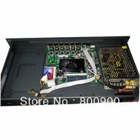 6*1000M Network software routing 6 NIC routing software firewall wayos 1U network server 6 * INTEL Gigabit Ethernet 82583v