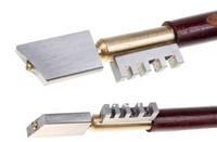AAA Professional diamond glass cutter 3-6mm Wholesale and retai Diamond Glass Cutter Pencil diamand length 120mm Free shiping