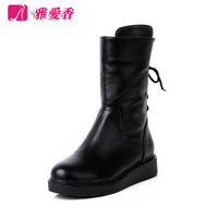 Female martin boots fashion winter boots platform boots autumn boots female genuine leather