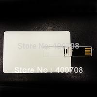 hot sell promotional gift waterproof credit card usb flash drive 2GB 4GB 8GB 16GB 32GB pen drive thumb drive usb stick 10pcs/lot