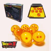 Dragon Ball seven 7 stars balls HARD ABS with box