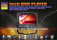 7 inch Ssangyong Korando  Mp3 Player Car Radio 2 Din   8 inch Free Navitel or IGO  map