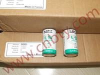 LS33600 SAFT French lithium battery 3.6 V, 18000 mah D