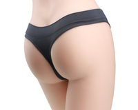 Drop/Free shipping  women's seamless sexy panties t back underwear Mid waistline g string Sexy lingerie