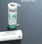 LS17500 ST 3600 mah French original battery 3.6 V strip welding plate