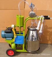 """Single Bucket"" GOAT SHEEP, Vacuum COW MILK MACHINE"