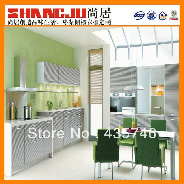 تصميم المطبخ الحديث نمط جديد في شكل