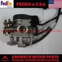FedEx Free Shipping GY6 50cc Scooter Parts Carburetor for GY6 50cc 139QMA/139QMB Engine