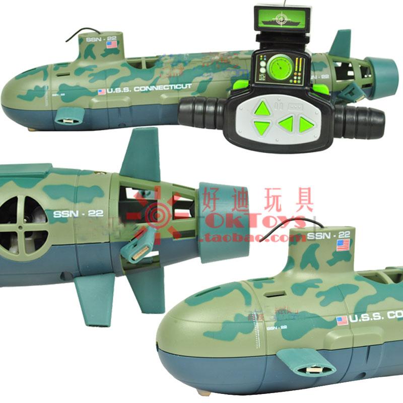 rc управление для подводных лодок