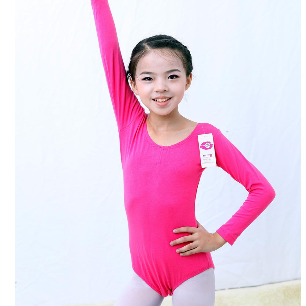 Female Children Gymnastics Leotards