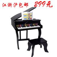 Fashion wooden key 30 refined small toy piano mechanical piano electronic organ