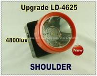 30pcs/lot Upgrade ld-4625 mining helmet light camping led headlamp free shipping