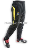 Brazil professional football tight leg training sport long pants Fashion soccer casual pants men's sports trousers