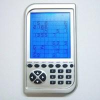handheld game players Squared handheld sudoku game sudoku machine back light