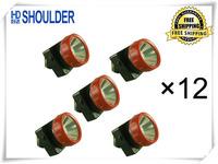 60pcs/lot New LD-4625 LED Miner Lamp, emergency light, led headlight (Free Shipping)